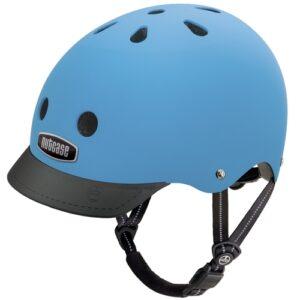 Cykelhjelm Nutcase GEN3 Super Solids Bay Blue