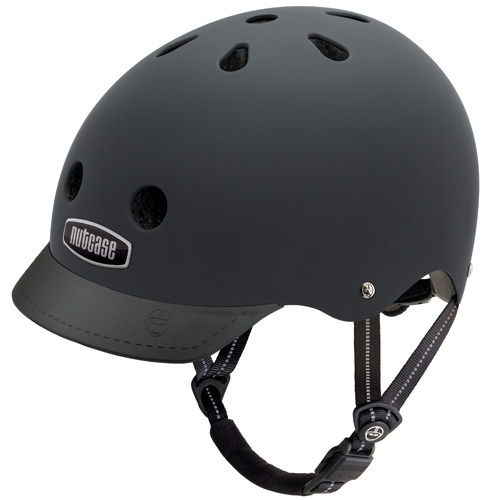 Cykelhjelm Nutcase GEN3 Super Solids Blackish