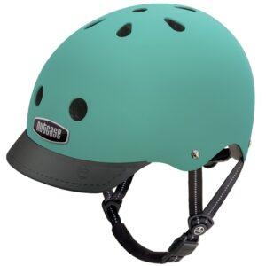 Cykelhjelm Nutcase GEN3 Super Solids Malachite