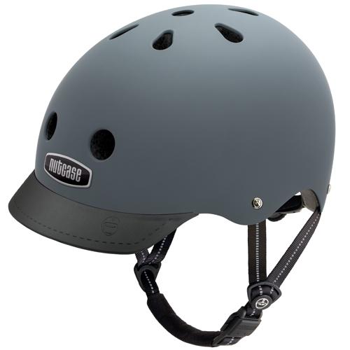 Cykelhjelm Nutcase GEN3 Super Solids Shark Skin Grey