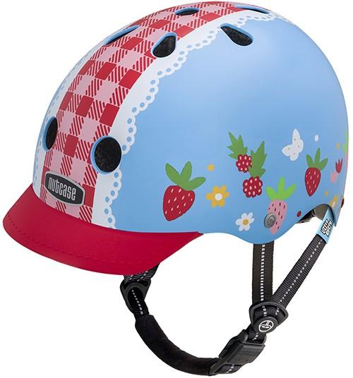 Cykelhjelm Junior Nutcase Little Nutty GEN3 - Berry Sweet, XS (48-52 cm)