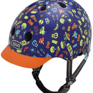Cykelhjelm Junior Nutcase Little Nutty GEN3 - Cool Kid, XS (48-52 cm)