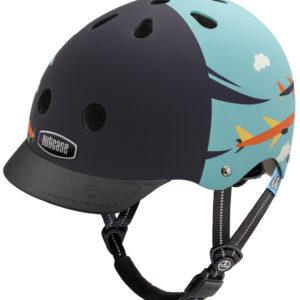 Cykelhjelm Junior Nutcase Little Nutty GEN3 - Sky Flyer, XS (48-52 cm)