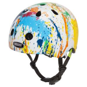 Cykelhjelm Nutcase BABY Nutty, Color Splash 47-50cm (XXS)