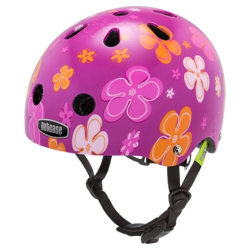 Cykelhjelm Nutcase BABY Nutty, Petal Power 47-50cm (XXS)