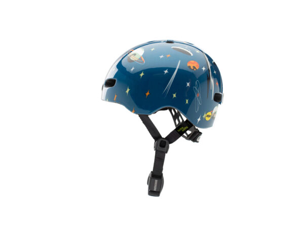 Nutcase - Baby Nutty MIPS - Cykelhjelm med skaterlook - Galaxy Guy Gloss - 47-50 cm