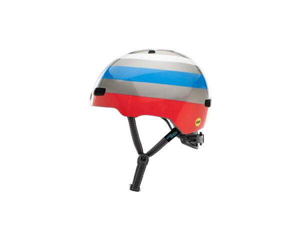 Nutcase - Little Nutty MIPS - Cykelhjelm med skaterlook - Captain - 48-52 cm