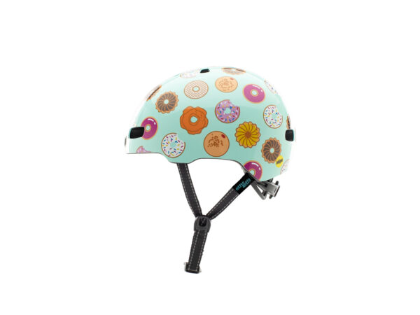Nutcase - Little Nutty MIPS - Cykelhjelm med skaterlook - Doh Gloss - 48-52 cm