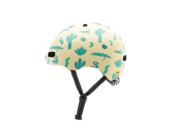 Nutcase - Street MIPS - Cykelhjelm med Skaterlook - Coachhelmet Gloss - 56-60 cm