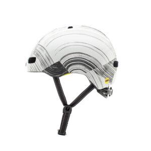 Nutcase - Street MIPS - Cykelhjelm med Skaterlook - Granite Gloss - 56-60 cm