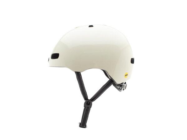 Nutcase - Street MIPS - Cykelhjelm med Skaterlook - Leather Bound Stripe Goss - 56-60 cm