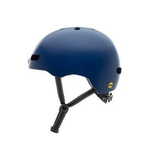 Nutcase - Street MIPS - Cykelhjelm med Skaterlook - Ocean Stripe Gloss - 56-60 cm