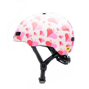 Cykelhjelm Nutcase Little Nutty - Love Bug MIPS