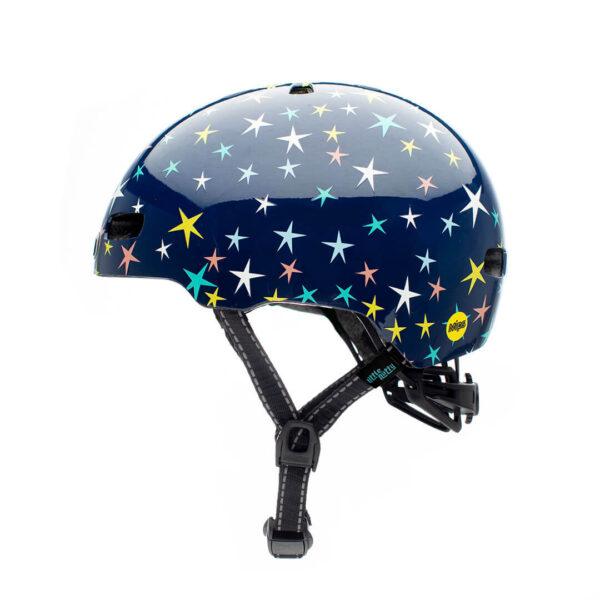 Cykelhjelm Nutcase Little Nutty - Stars are Born MIPS