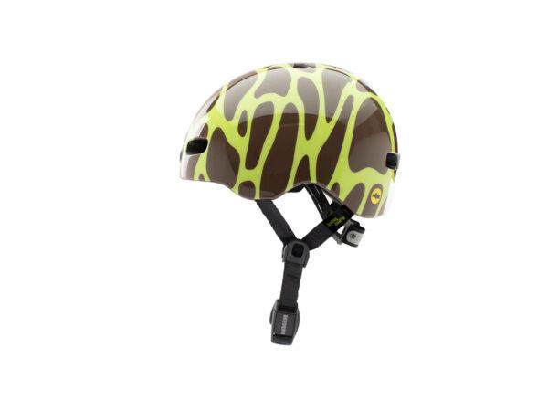 Nutcase - Baby Nutty MIPS - Cykelhjelm med skaterlook - Giraffic Park Gloss - 47-50 cm