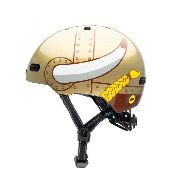 Cykelhjelm Nutcase Little Nutty - Vikki King MIPS