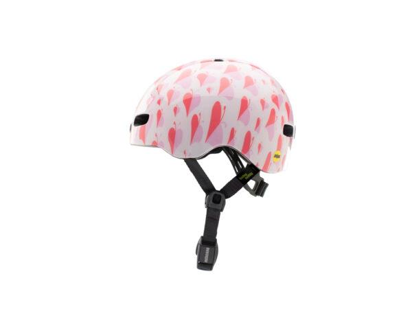 Nutcase - Baby Nutty MIPS - Cykelhjelm med skaterlook - Love Bug Gloss - 47-50 cm