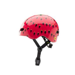 Nutcase - Baby Nutty MIPS - Cykelhjelm med skaterlook - Very Berry Gloss - 47-50 cm