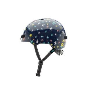 Nutcase - Little Nutty MIPS - Cykelhjelm med skaterlook - Stars are Born Gloss - 48-52 cm