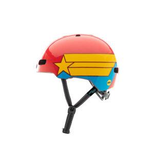 Nutcase - Little Nutty MIPS - Cykelhjelm med skaterlook - Supa Dupa Gloss - 48-52 cm