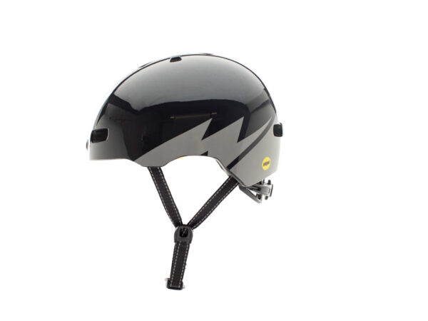 Nutcase - Street MIPS - Cykelhjelm med Skaterlook - Darth Lightnin' Reflective - 56-60 cm