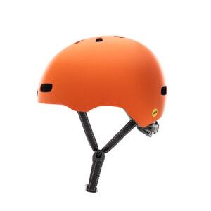 Nutcase - Street MIPS - Cykelhjelm med Skaterlook - Hi Viz Solid Matte - 56-60 cm