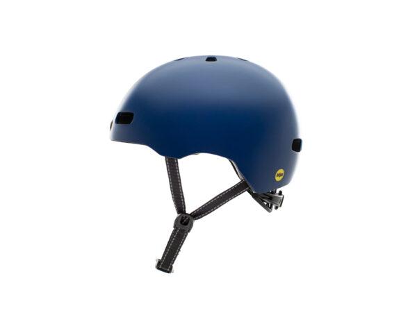 Nutcase - Street MIPS - Cykelhjelm med Skaterlook - Ocean Stripe Gloss - 52-56 cm