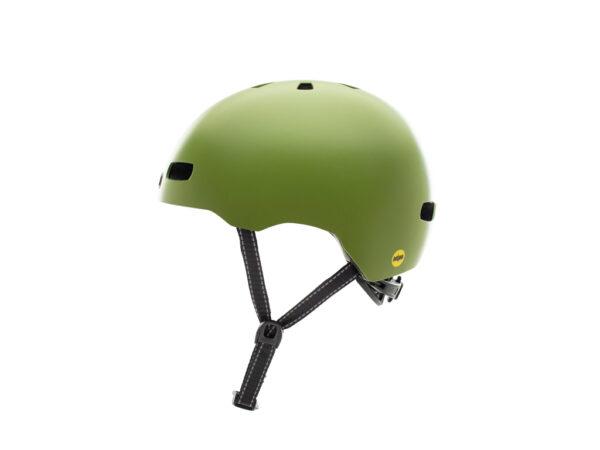 Nutcase - Street MIPS - Cykelhjelm med Skaterlook - Snapdragon Stripe Satin - 52-56 cm