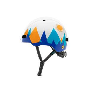 Nutcase - Little Nutty MIPS - Cykelhjelm med skaterlook - Mtn. Calling Gloss - 52-56 cm