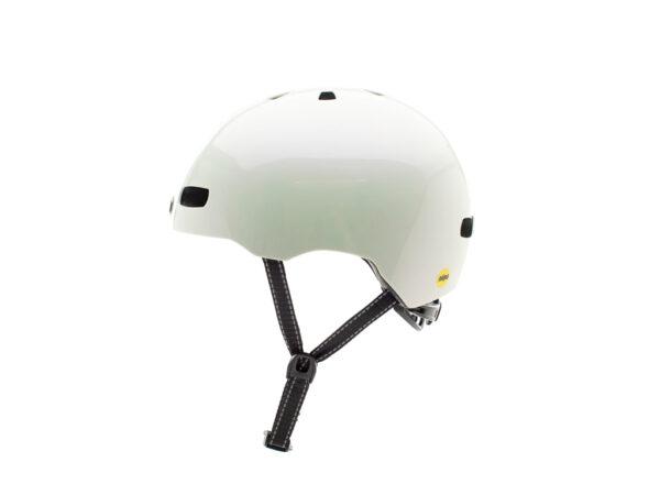 Nutcase - Street MIPS - Cykelhjelm med Skaterlook - City of Pearls Pearl - 56-60 cm